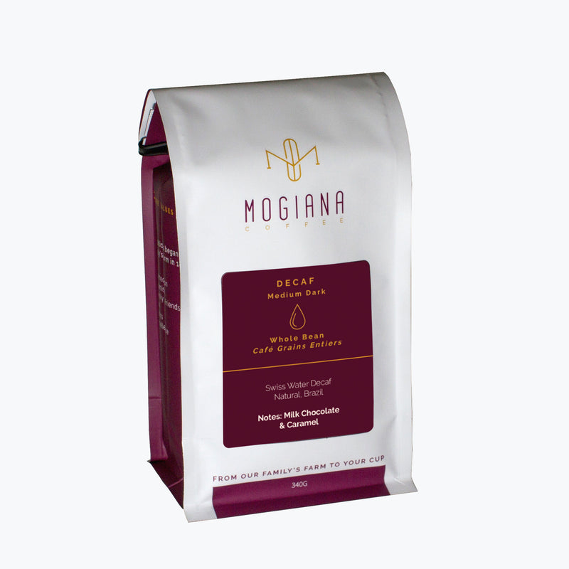 Mogiana Coffee – Swiss Water Decaf (340g)