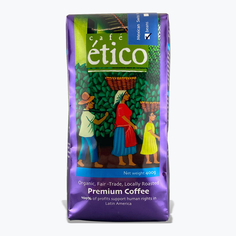 Café Ético - Mexican Swiss Water Decaf (400g)