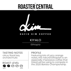 David Kim Coffee – KIYALO (200g)