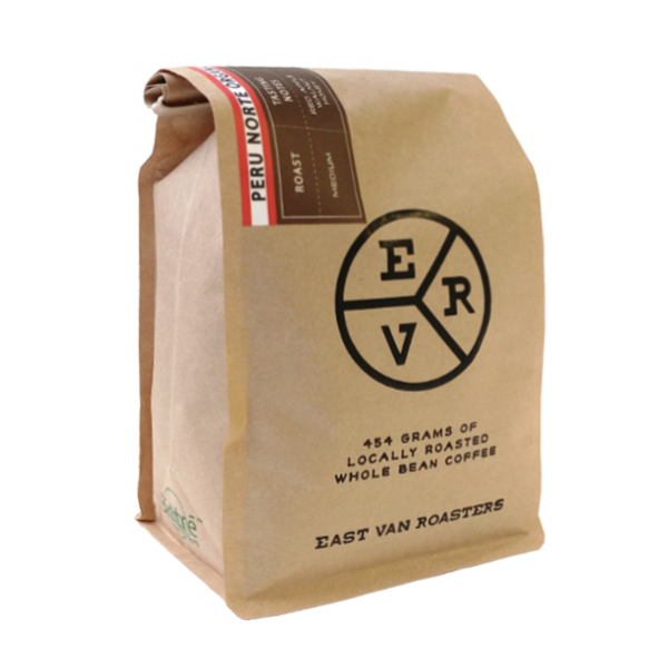 East Van Roasters – Peru Norte (454g)