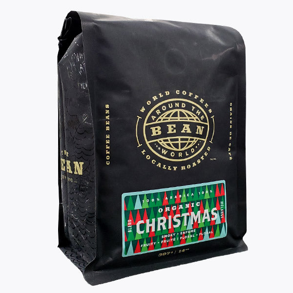 Bean Around the World - Organic Christmas Blend (397g)