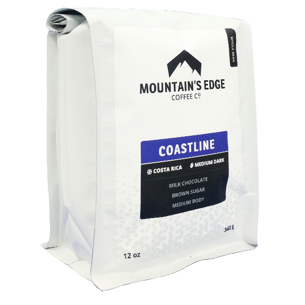 Mountain's Edge Coffee Co. – Coastline (340g)