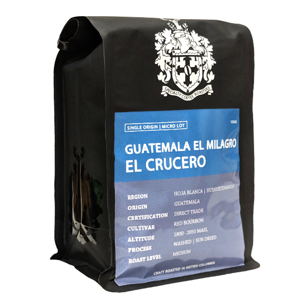 Oughtred Crest – Guatemala Milagro El Crucero (454g)