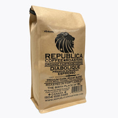 Republica Coffee Roasters – Diabolique Espresso (454g)