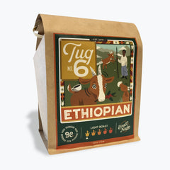 Tug 6 Coffee Roasters – Ethiopian (454g)
