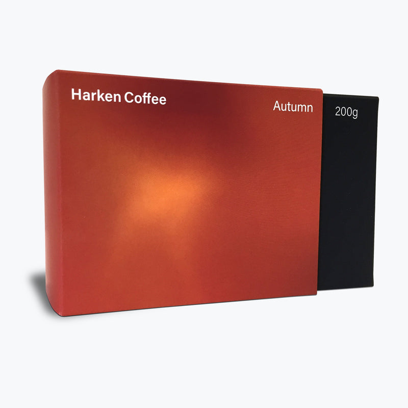Harken Coffee - Autumn Medium (200g)