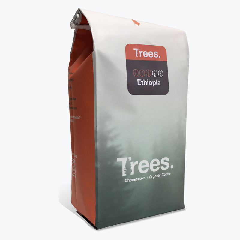 Trees Organic Coffee - Ethiopia Light Roast (340g)