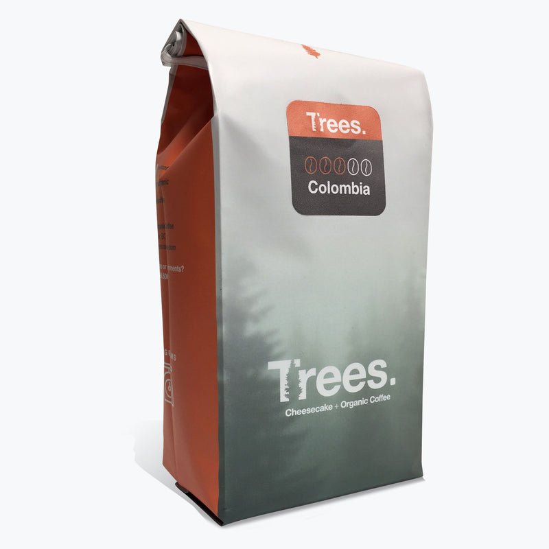 Trees Organic Coffee - Columbia - Medium Roast (340g)