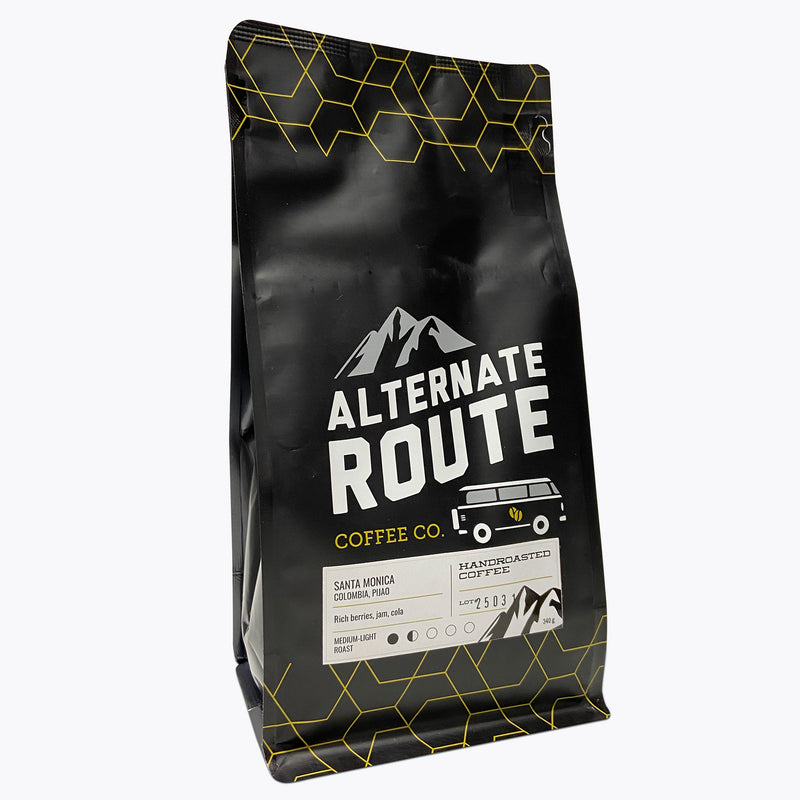 Alternate Route Coffee Co. - Colombia Santa Monica (340g)