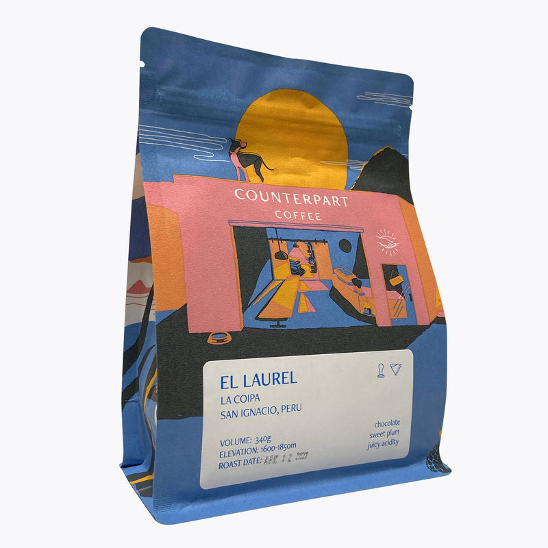 Counterpart Coffee - El Laurel (340g)