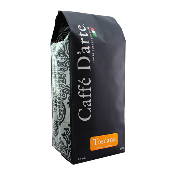 Caffé D'arte Coffee - Light Toscana - 340g