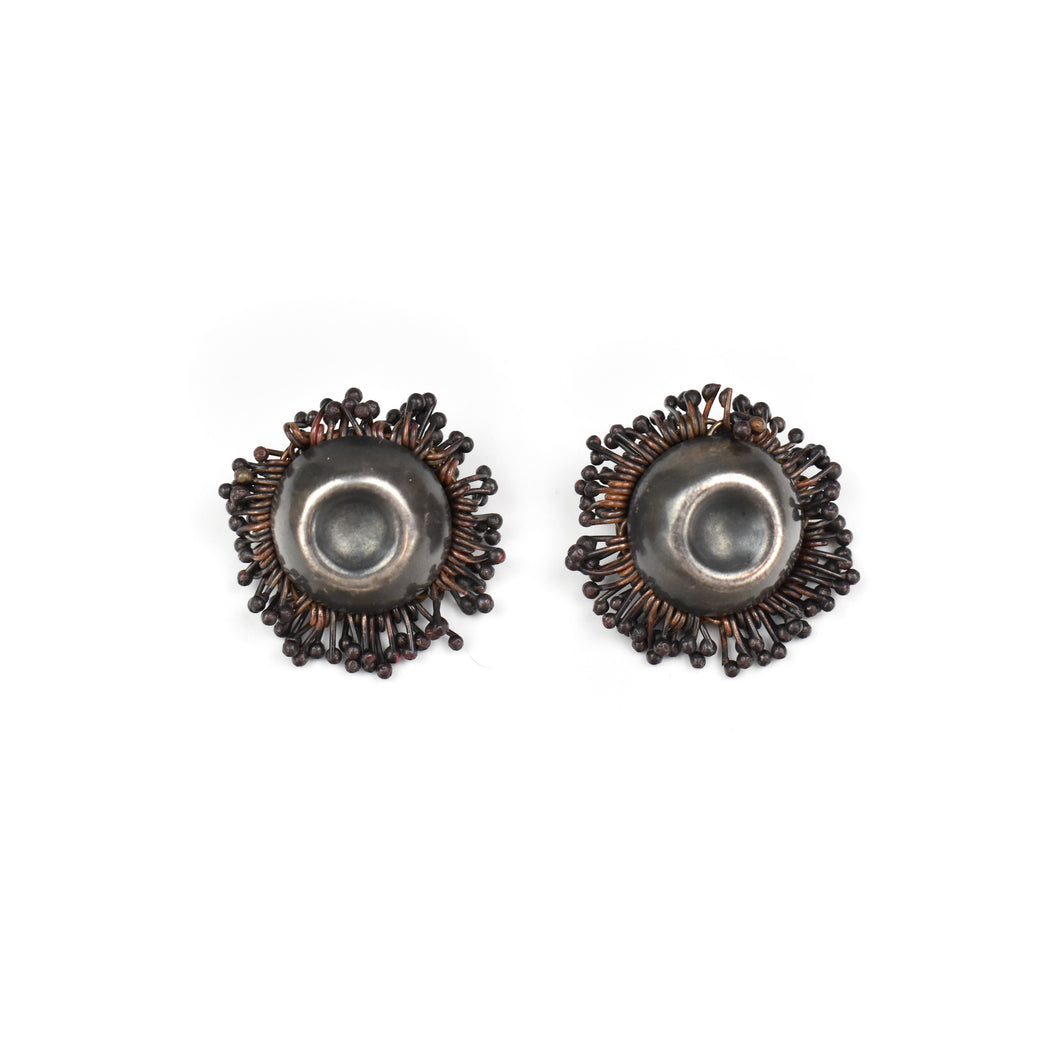Biba Schutz Kinetic Clip-On Earrings