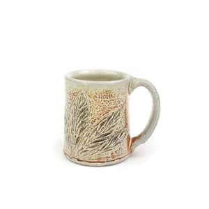 Joy Tanner Carved Mug (1)