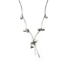 Load image into Gallery viewer, Aileen Lampman Aspen Rain Sterling Silver Necklace