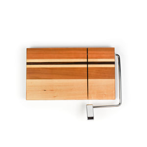 Robert Bishop Cherry/Maple/Bocote Cheese Slicer