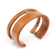 Load image into Gallery viewer, Griffith Evans Horizon Cuff Bracelet
