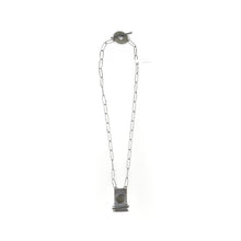 Load image into Gallery viewer, Jennifer Nunnelee Sterling Silver Small Grass Necklace