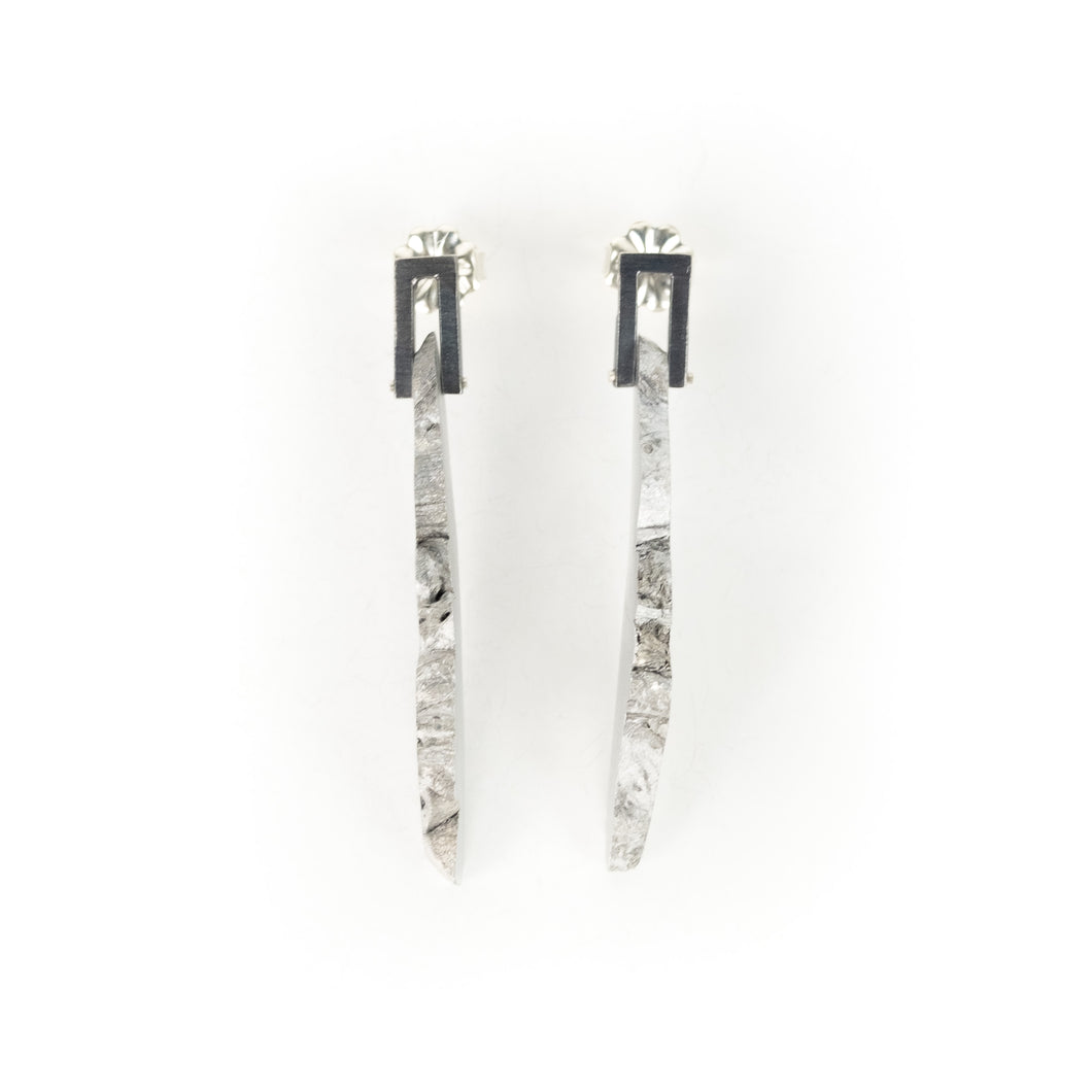 Lissy Selvius Single Splice Earrings