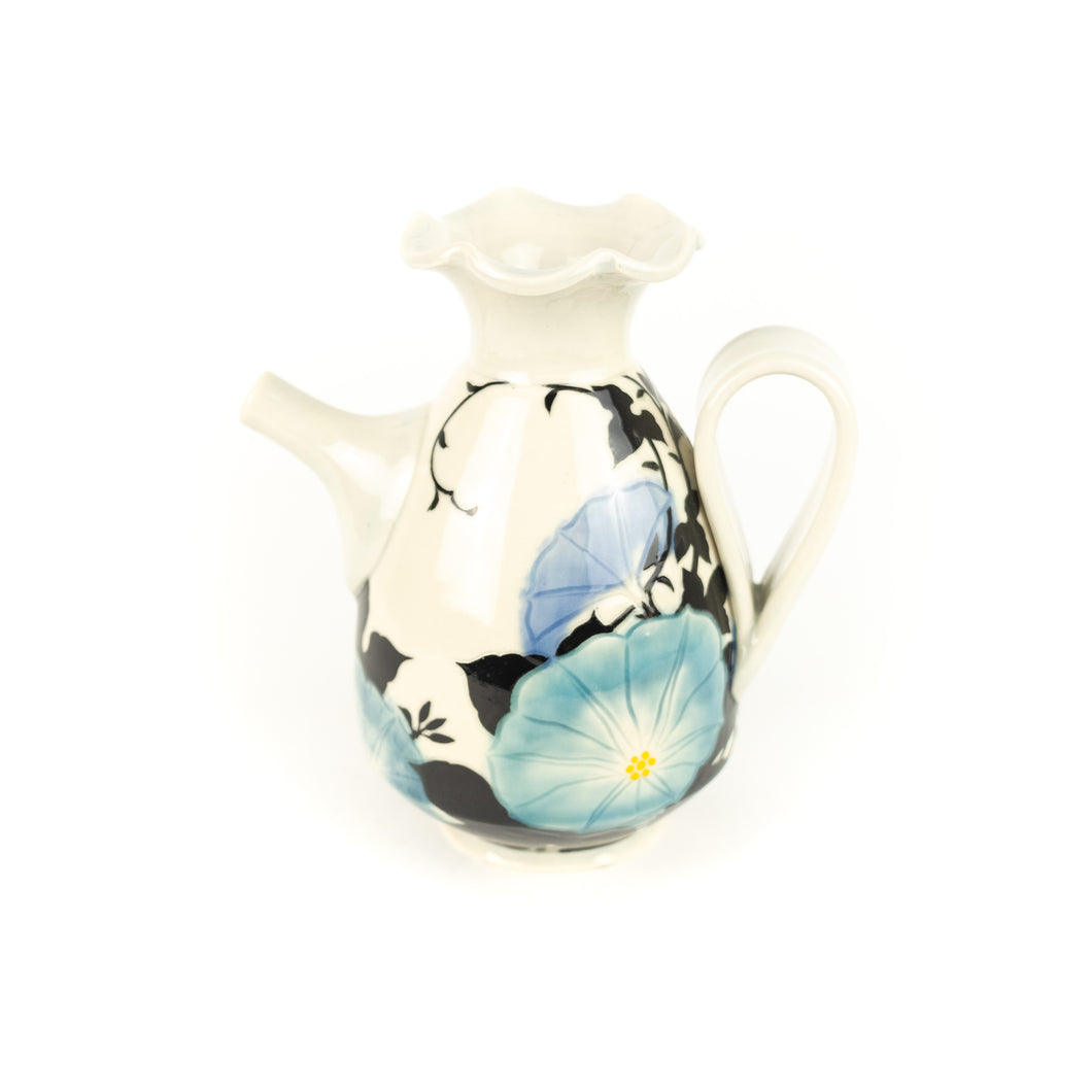 Yoko Sekino Bove Morning Glory Oil Pot