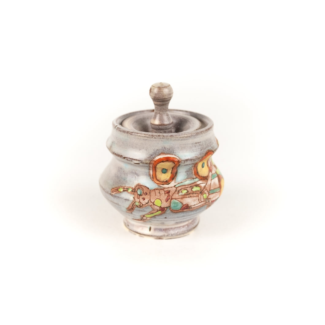Shanna Fliegel Animal Spice Jar
