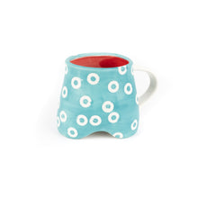 Load image into Gallery viewer, Sarah Chenoweth Davis Footed Mug