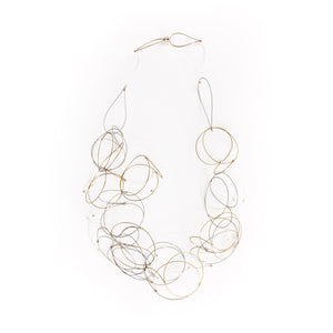 Meghan Patrice Riley Large Volume Necklace