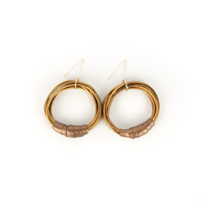 Nicolette Blahusch Orbit Wrap Earrings