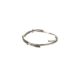 Biba Schutz Twig Bangle Bracelet