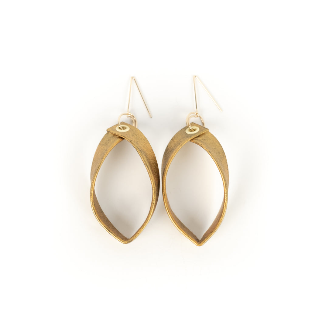 Nicolette Blahusch Infinity Earrings
