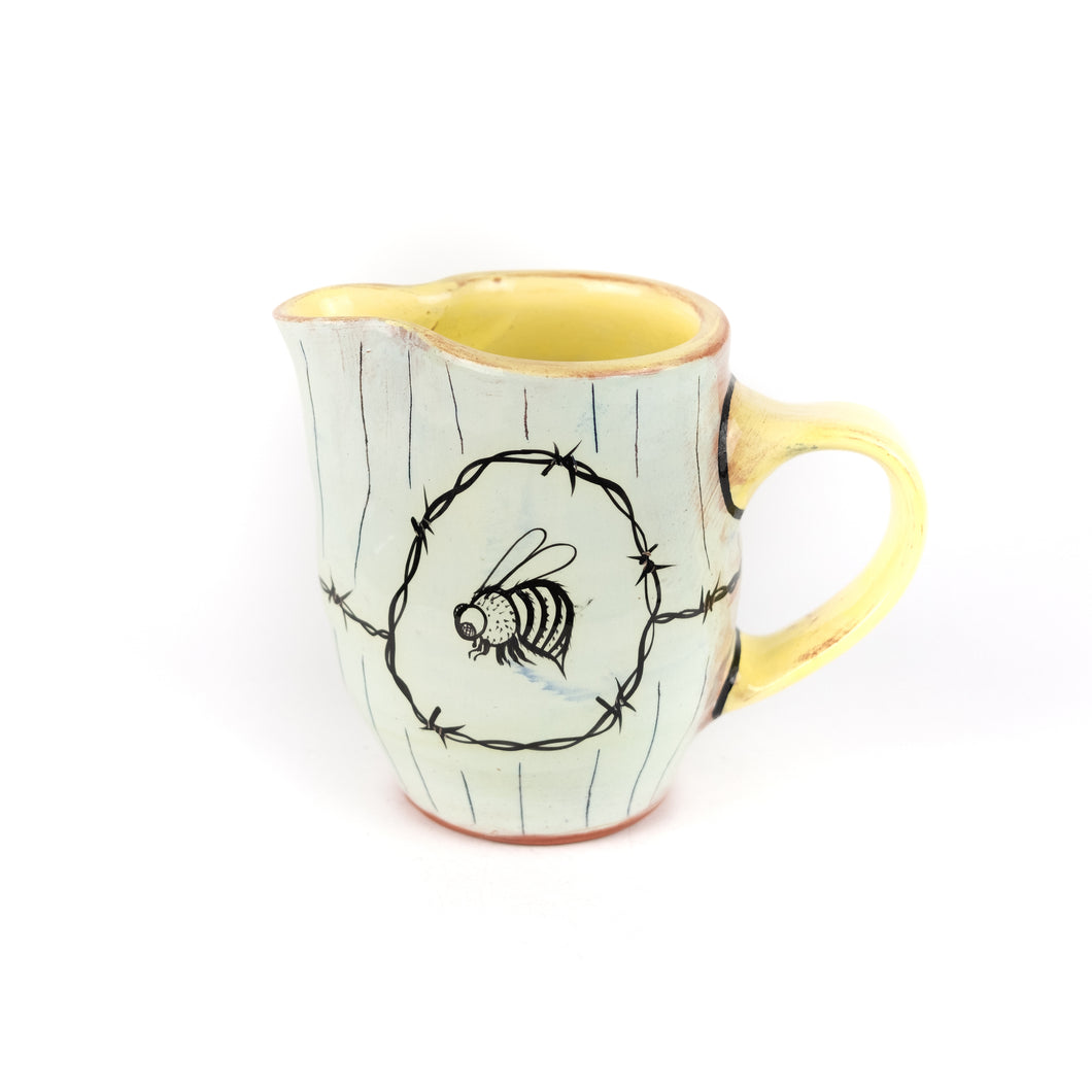 Patty Bilbro Ceramic Creamer