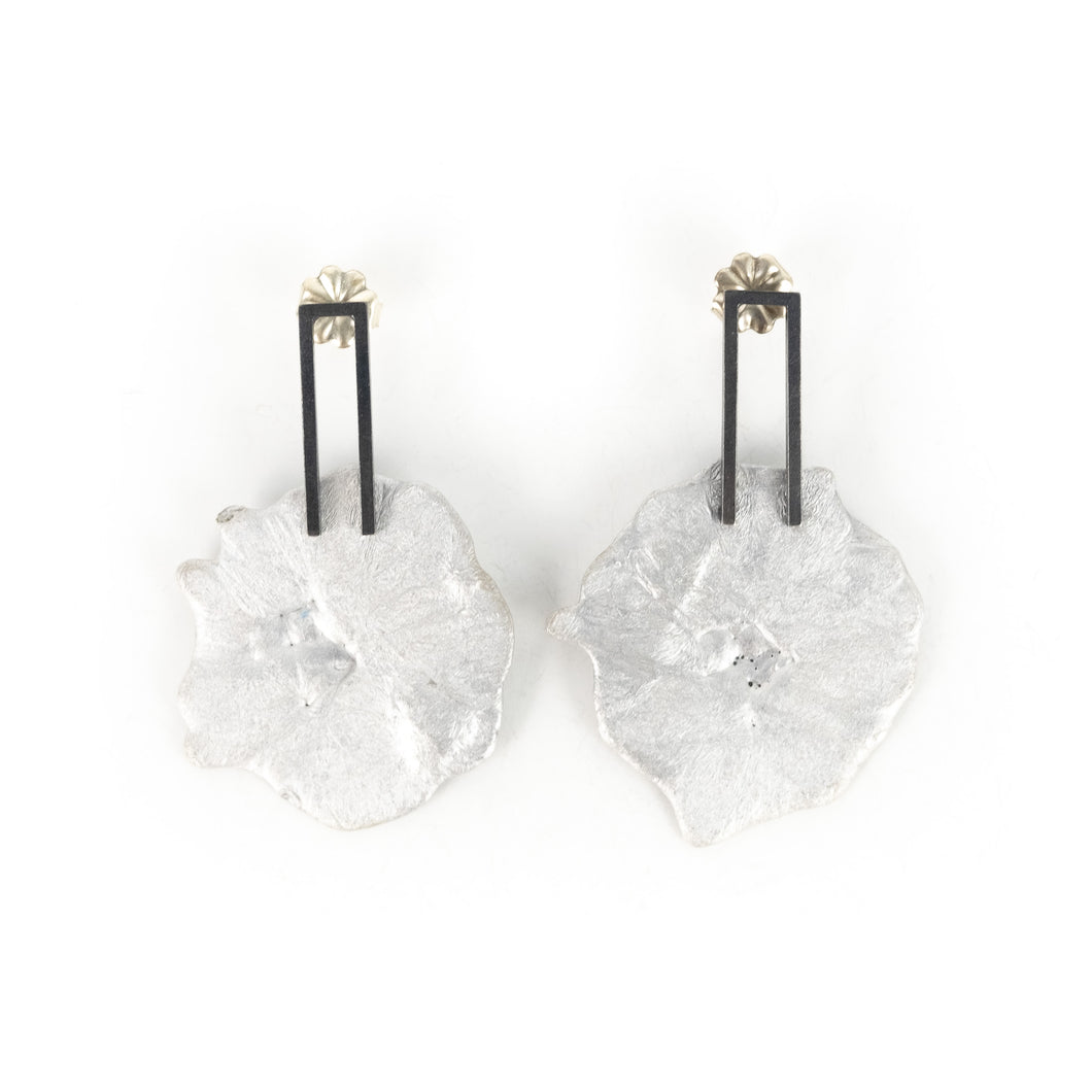 Lissy Selvius Circle Earrings