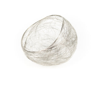 "Cindy Luna 5"" Wire Basket"