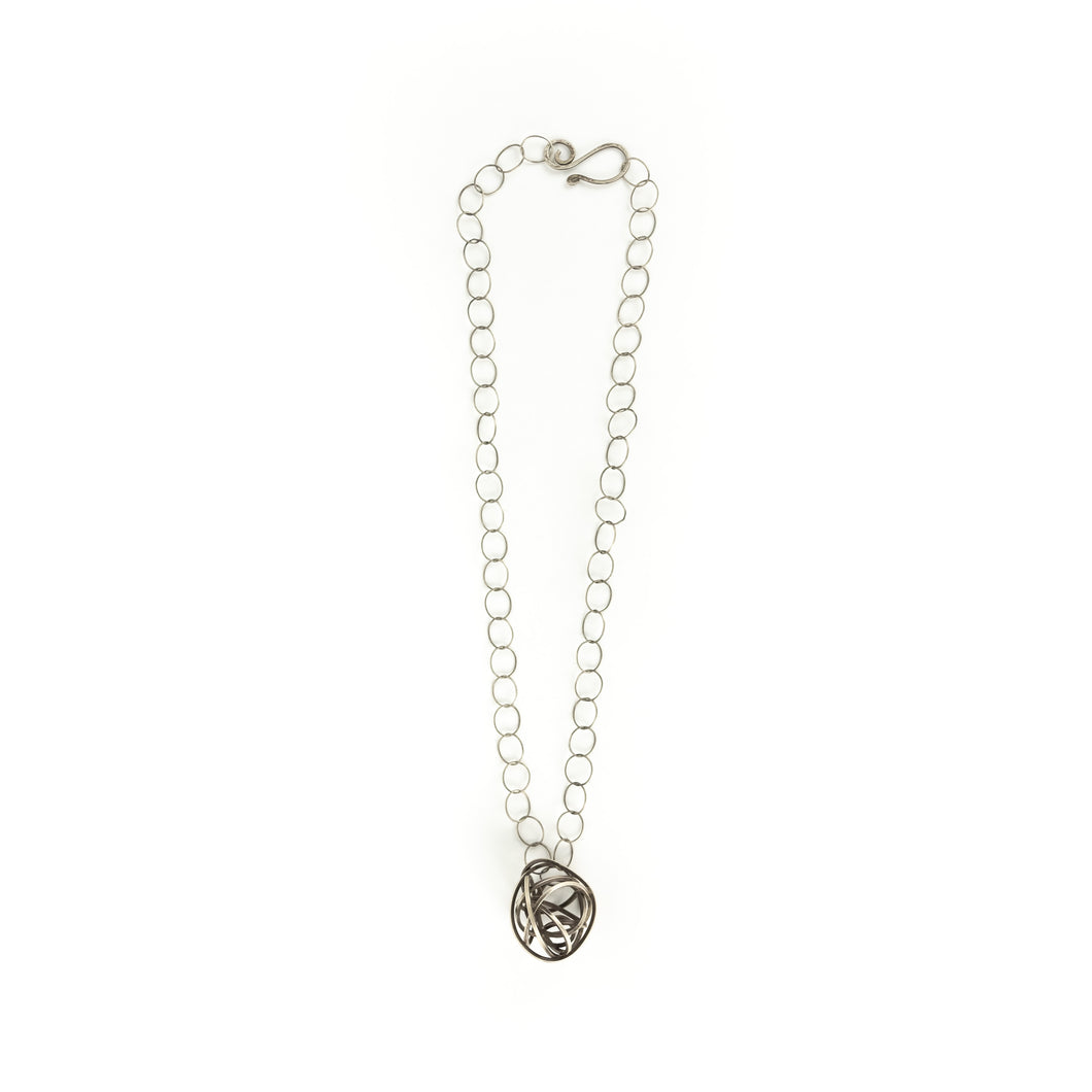 Sarah Stanton Large Knot Necklace