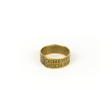 Load image into Gallery viewer, Devin Johnson Unisex Machine Plate Ring