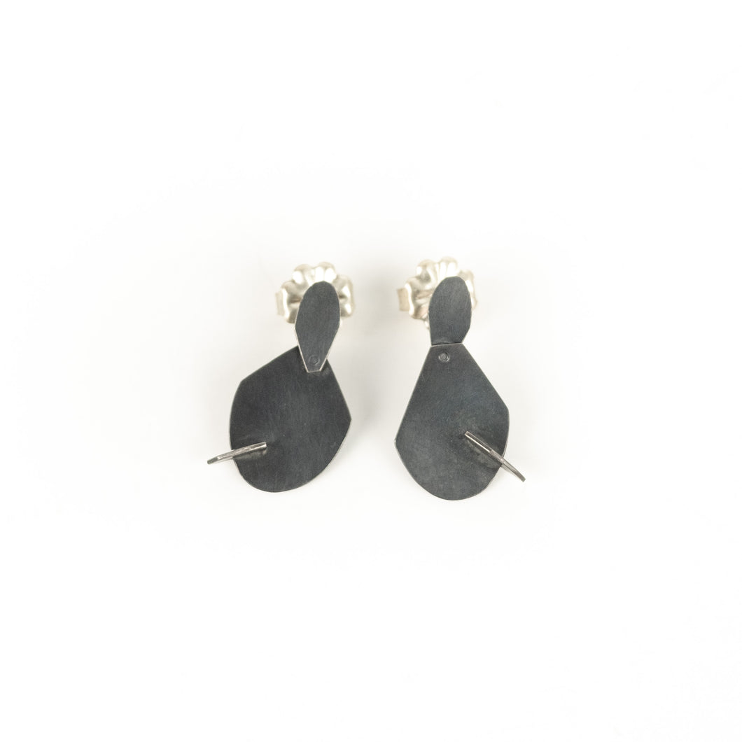 Tegan Wallace Penguin Earrings