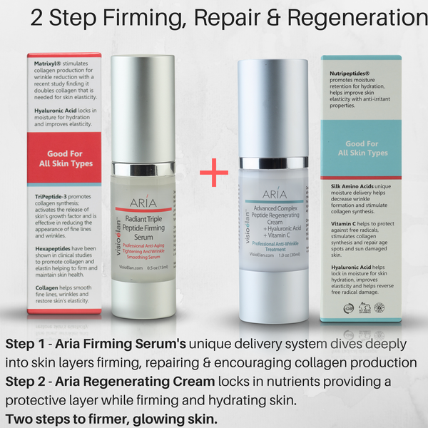 Aria Triple Peptide Firming Serum - Step 1