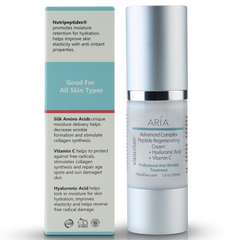 Aria Peptide Regenerating Cream - Step 2