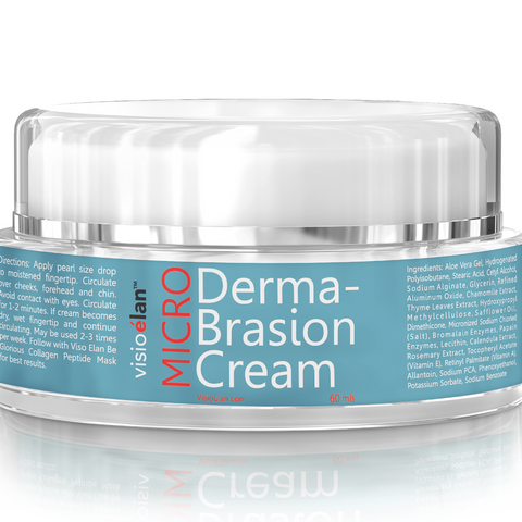Infusion Glow Microdermabrasion Cream Professional Treatment