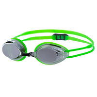 Vorgee Missile ™- Silver Mirrored Lens Swim Goggle by Vorgee - JMC Distribution