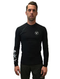 Koredry Men's Long Sleeve Rashguard by Victory Koredry - JMC Distribution