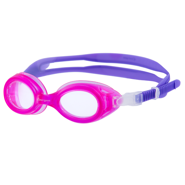 Voyager Junior- Clear Lens Kids Swim Goggle (4 to 12 years) by Vorgee - JMC Distribution