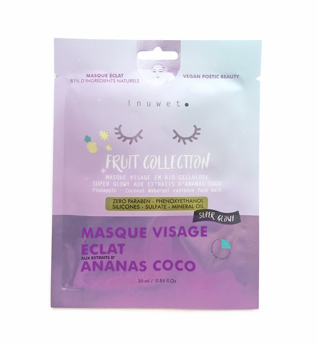 Ananas - Coco Face Mask