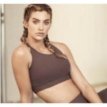 Load image into Gallery viewer, Twist Sports Bra - Roseland y Mar