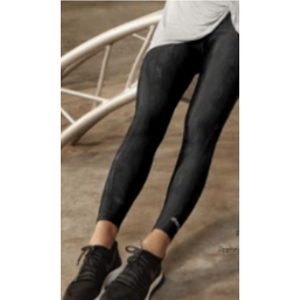 Black Sporty Leggings - Roseland y Mar