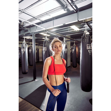 Load image into Gallery viewer, Red Sports Bra - Roseland y Mar