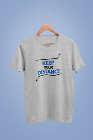Keep Your Distance - Grey