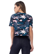 Load image into Gallery viewer, Pink Camo Tee