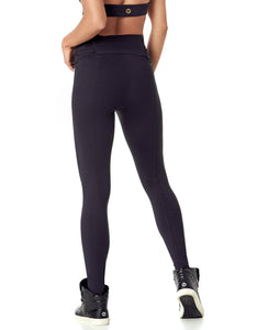 Legging Fuso Black