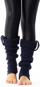 Fashion Leg Warmer (Available in Green and Navy Blue)