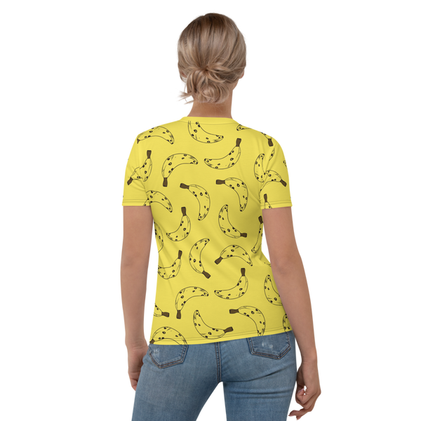 Women's Totally Reliable Banana Shirt